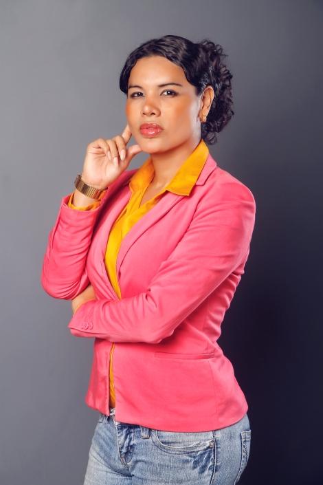 Diane Rodríguez - Representante y activista LGBT en Ecuador