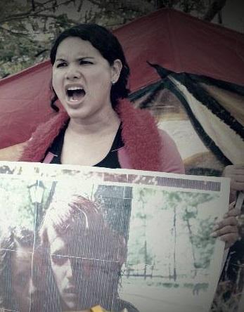 Diane Rodriguez activista por los derechos humanos LGBTI en Ecuador