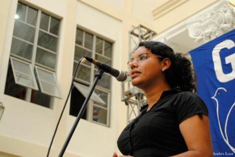 Diane Rodriguez activista transfeminista transgenero transexual LGBTI