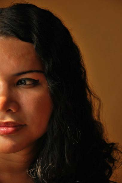 Diane Rodriguez presidenta de la asociación silueta x