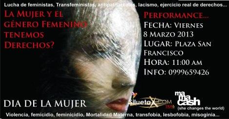 dia-de-la-mujer-performance-guayaquil-ecuador