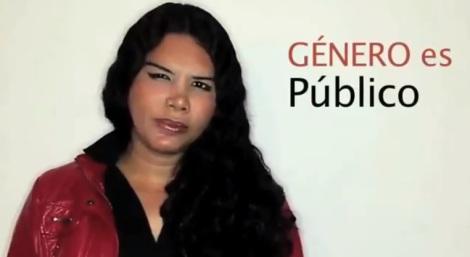 Diane Rodriguez - el sexo es intimo y el genero es publico