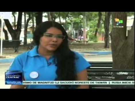 Diane Marie Rodriguez zambrano activista y representante LGBT de ecuado