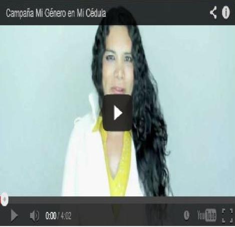 Un juez de Ecuador deniega a una mujer transexual la modificación de su cédula de identidad citando la Biblia_siluetax_dianeRodriguez