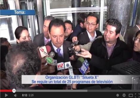 Carlos Ochoa se regule programas de televisión-Siluetax-DianeRodriguez