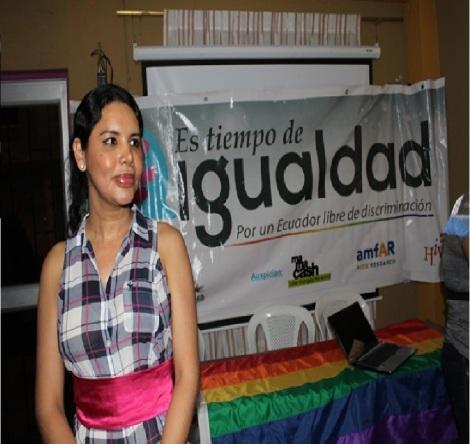 """Silueta X presentará queja contra """"La Pareja Feliz"""" en la Supercom-SiluetaX-DianeRodriguez"""