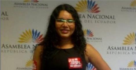 Colectivo Silueta X Anuncia supuesto incumplimiento de Ley de Comunicación en entrega de respaldos de Teleamazonas-DianeRodriguez