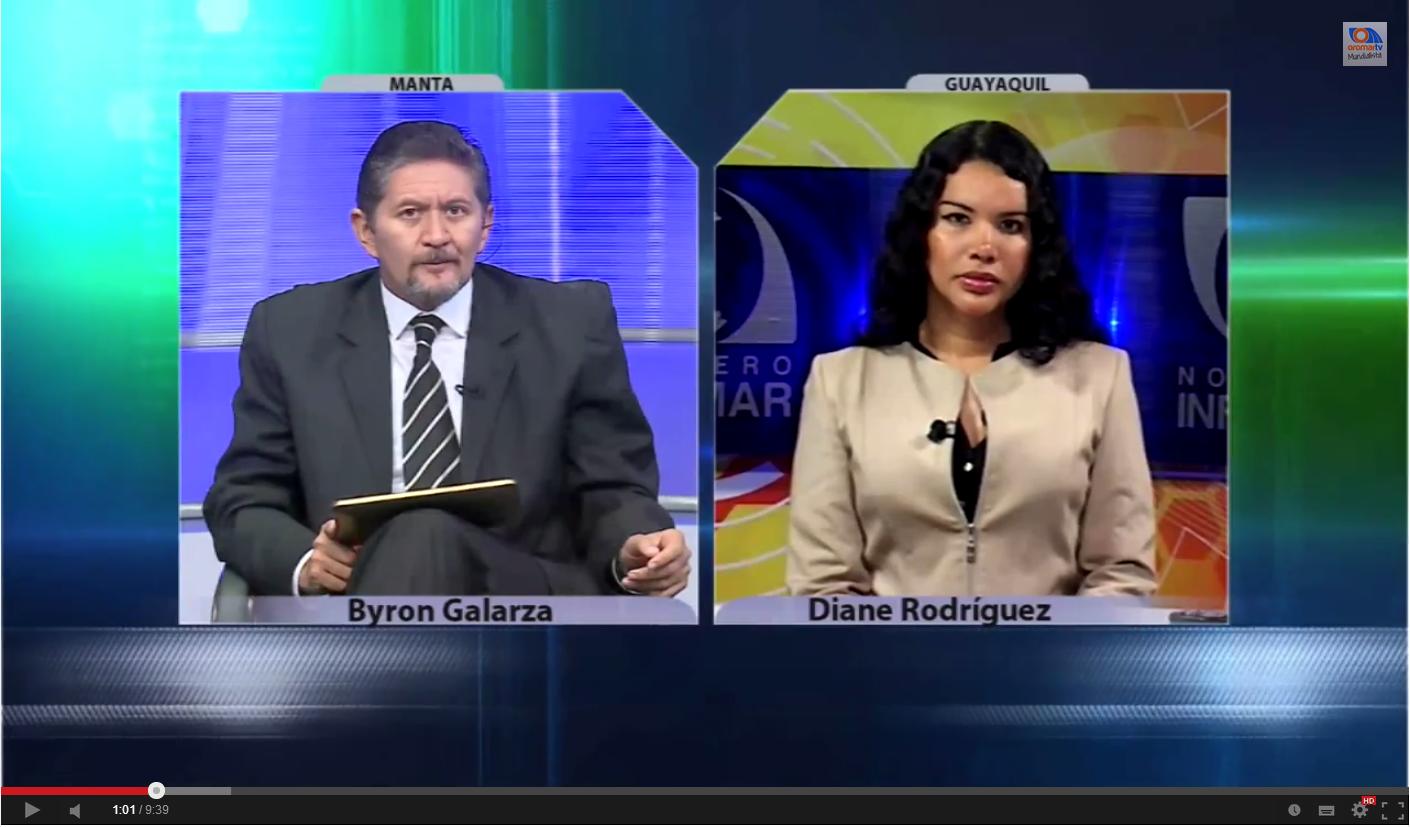 Diane Rodríguez, activista GLBTI justifica denuncia contra programa Vivos-Siluetax