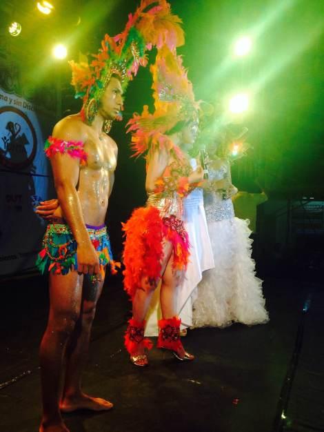 Orgullo y diversidad sexual 2014 - orgullo glbti - orgullo gay guayaquil - asociación silueta x con Diane Marie Rodríguez Zambrano  (1)