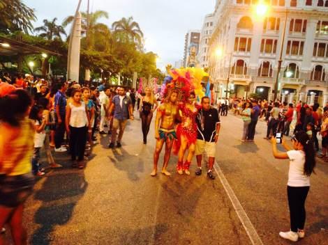 Orgullo y diversidad sexual 2014 - orgullo glbti - orgullo gay guayaquil - asociación silueta x con Diane Marie Rodríguez Zambrano  (13)