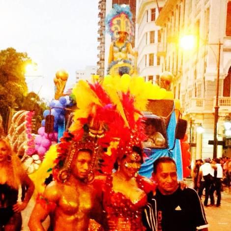 Orgullo y diversidad sexual 2014 - orgullo glbti - orgullo gay guayaquil - asociación silueta x con Diane Marie Rodríguez Zambrano  (14)