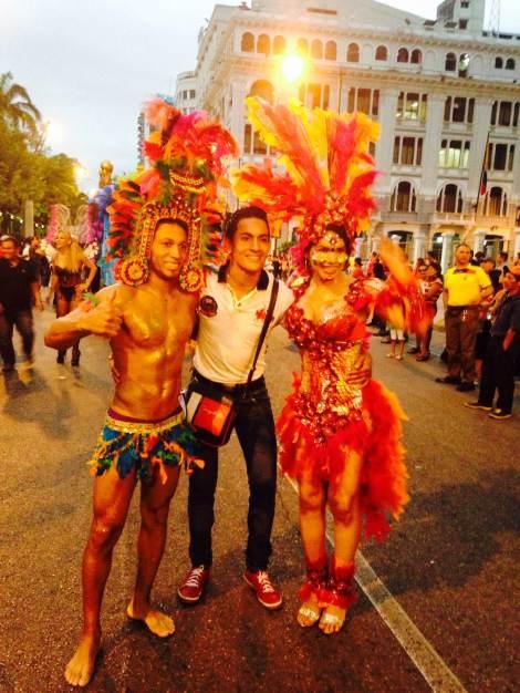 Orgullo y diversidad sexual 2014 - orgullo glbti - orgullo gay guayaquil - asociación silueta x con Diane Marie Rodríguez Zambrano  (17)