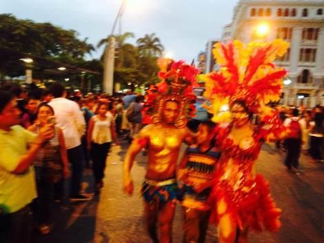 Orgullo y diversidad sexual 2014 - orgullo glbti - orgullo gay guayaquil - asociación silueta x con Diane Marie Rodríguez Zambrano  (18)