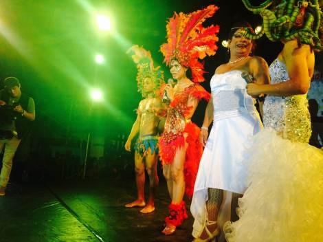 Orgullo y diversidad sexual 2014 - orgullo glbti - orgullo gay guayaquil - asociación silueta x con Diane Marie Rodríguez Zambrano  (23)