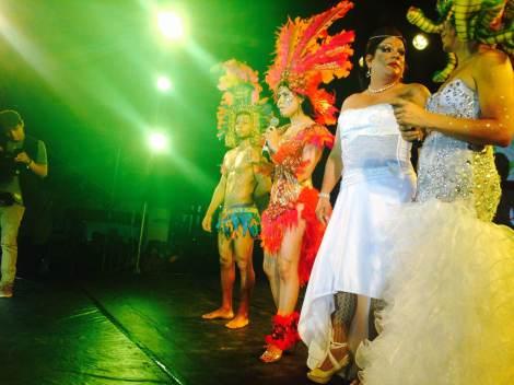 Orgullo y diversidad sexual 2014 - orgullo glbti - orgullo gay guayaquil - asociación silueta x con Diane Marie Rodríguez Zambrano  (24)