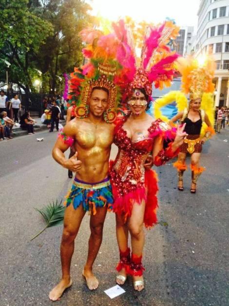 Orgullo y diversidad sexual 2014 - orgullo glbti - orgullo gay guayaquil - asociación silueta x con Diane Marie Rodríguez Zambrano  (7)