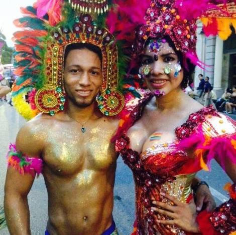 Orgullo y diversidad sexual 2014 - orgullo glbti - orgullo gay guayaquil - asociación silueta x con Diane Marie Rodríguez Zambrano (9)