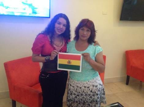 Bolivia con candidata Trans y llamado de atención a los GLB-Siluetax-DianeRodriguez