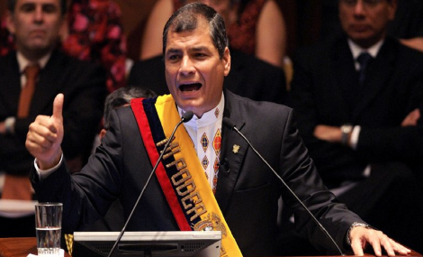 Ecuador reconoce como derecho constitucional la unión homosexual-SiluetaX