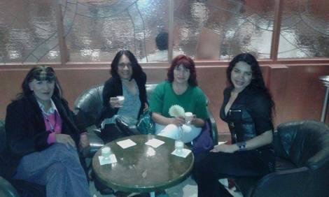1er Encuentro de líderes LGBTI Políticos de latinoamerica y el Caribe - Diane Rodríguez (1)