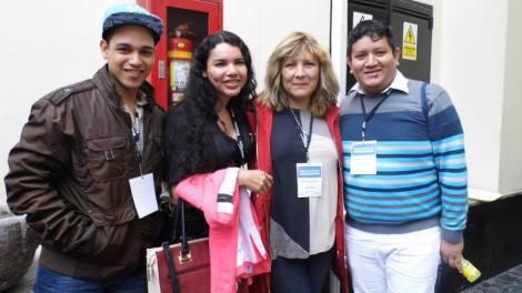 1er Encuentro de líderes LGBTI Políticos de latinoamerica y el Caribe - Diane Rodríguez (13)