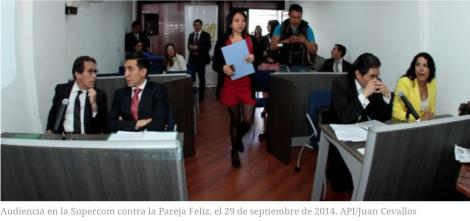 Supercom tramita audiencia pedida por grupos GLBTI contra La Pareja Feliz-DianeRodriguez