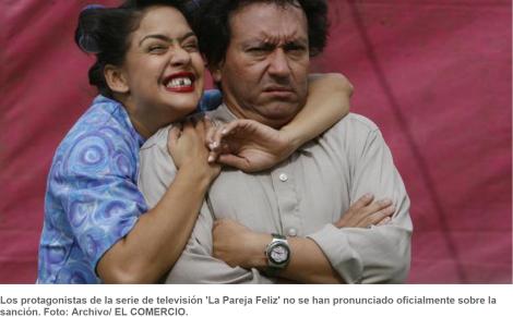 Esposo de Flor María Palomeque habla sobre la sanción a 'La Pareja Feliz'