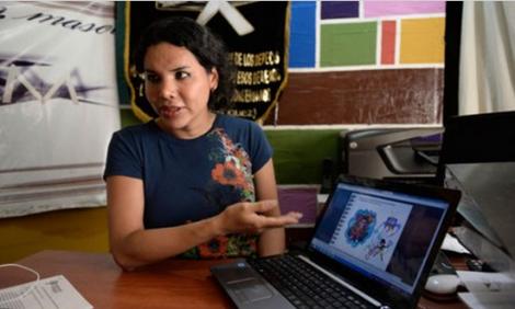 Vivencias de activista motivan el primer cuento infantil transexual en Ecuador-Siluetax-DianeRodriguez