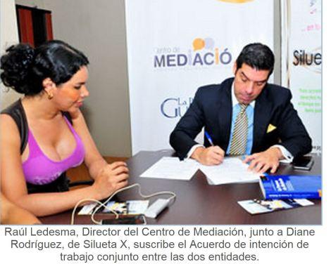 Centro de Mediación acogerá quejas de organizaciones TILGB-Siluetax_DianeRodriguez