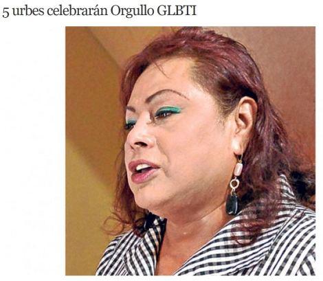 5 urbes celebrarán Orgullo GLBTI - SiluetaX