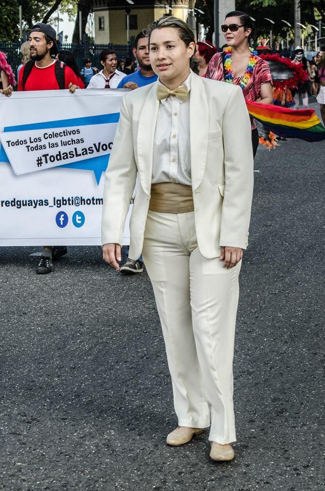 Orgullo LGBT Gay Ecuador Guayaquil 2015 - Asociación Silueta X (103)