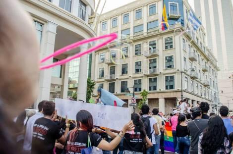 Orgullo LGBT Gay Ecuador Guayaquil 2015 - Asociación Silueta X (105)