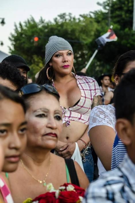 Orgullo LGBT Gay Ecuador Guayaquil 2015 - Asociación Silueta X (122)