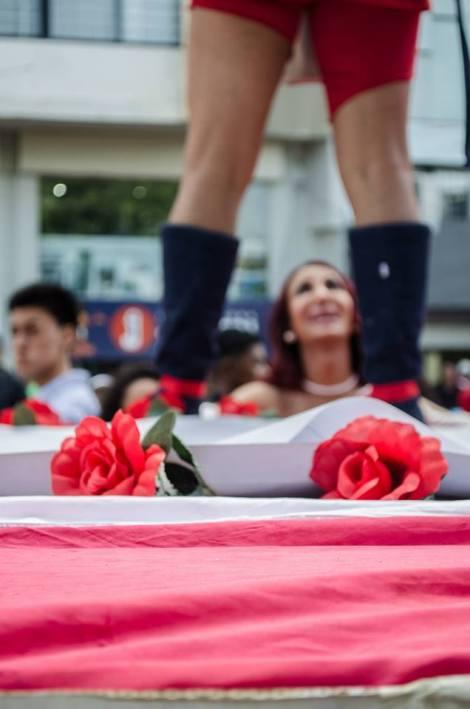 Orgullo LGBT Gay Ecuador Guayaquil 2015 - Asociación Silueta X (15)