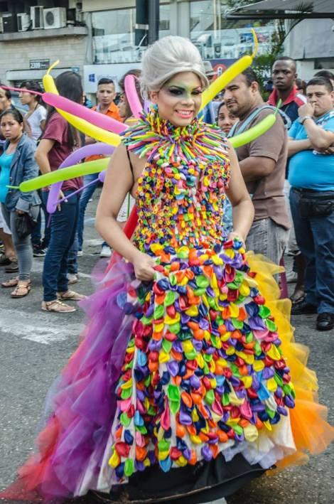 Orgullo LGBT Gay Ecuador Guayaquil 2015 - Asociación Silueta X (152)