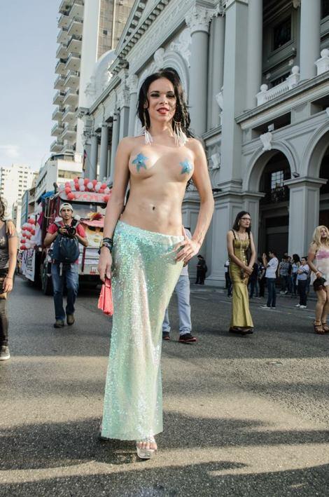 Orgullo LGBT Gay Ecuador Guayaquil 2015 - Asociación Silueta X (17)