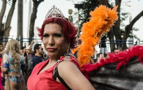 Orgullo LGBT Gay Ecuador Guayaquil 2015 - Asociación Silueta X (174)