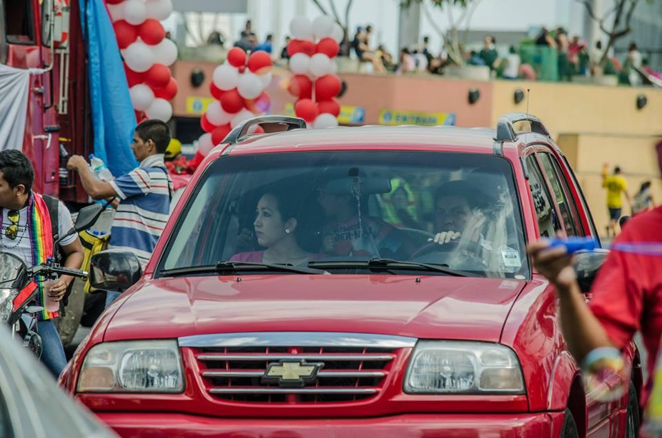Orgullo LGBT Gay Ecuador Guayaquil 2015 - Asociación Silueta X (192)