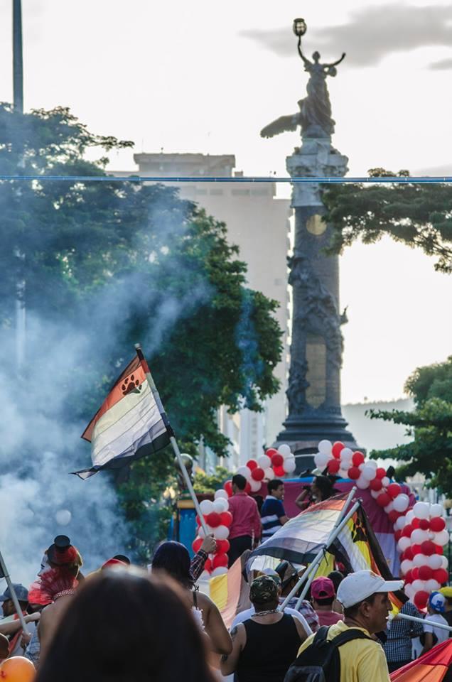Orgullo LGBT Gay Ecuador Guayaquil 2015 - Asociación Silueta X (31)