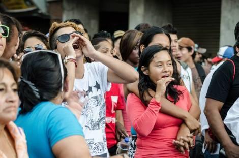 Orgullo LGBT Gay Ecuador Guayaquil 2015 - Asociación Silueta X (45)