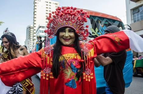 Orgullo LGBT Gay Ecuador Guayaquil 2015 - Asociación Silueta X (74)