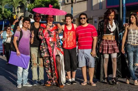 Orgullo LGBT Gay Ecuador Guayaquil 2015 - Asociación Silueta X (94)