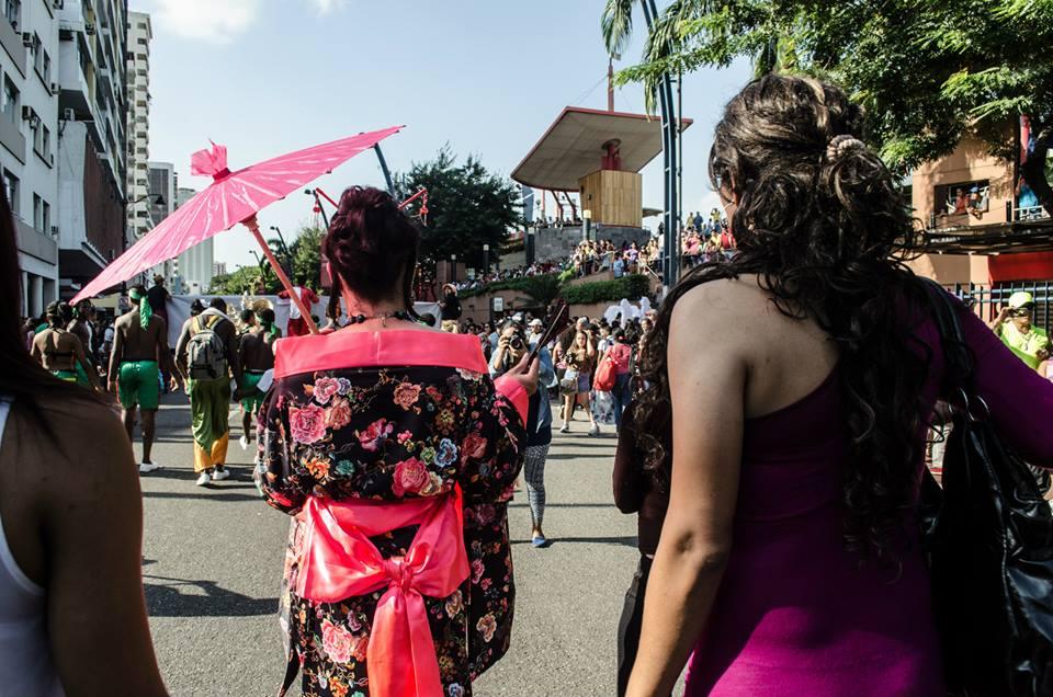 Orgullo LGBT Gay Ecuador Guayaquil 2015 - Asociación Silueta X (96)