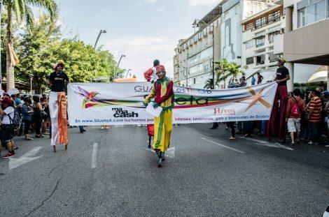Orgullo LGBT Gay Ecuador Guayaquil 2015 - Asociación Silueta X (97)