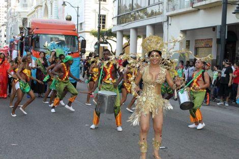 Orgullo LGBT Gay Ecuador Guayaquil 2015 - Asociación Silueta X con Diane Rodríguez DianeRodriguezz  (10)
