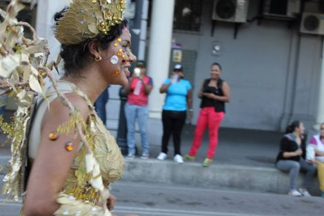 Orgullo LGBT Gay Ecuador Guayaquil 2015 - Asociación Silueta X con Diane Rodríguez DianeRodriguezz  (12)