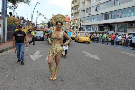Orgullo LGBT Gay Ecuador Guayaquil 2015 - Asociación Silueta X con Diane Rodríguez DianeRodriguezz  (17)