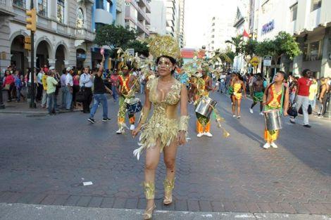 Orgullo LGBT Gay Ecuador Guayaquil 2015 - Asociación Silueta X con Diane Rodríguez DianeRodriguezz  (18)