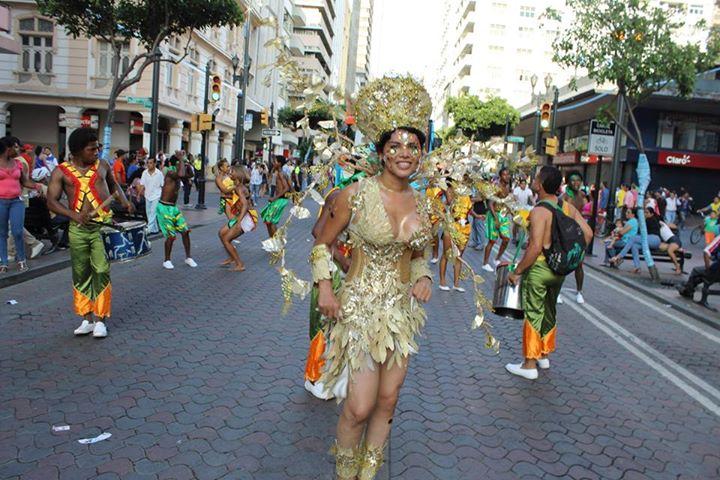 Orgullo LGBT Gay Ecuador Guayaquil 2015 - Asociación Silueta X con Diane Rodríguez DianeRodriguezz  (35)