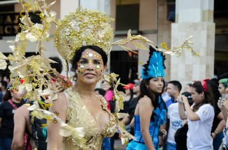 Orgullo LGBT Gay Ecuador Guayaquil 2015 - Asociación Silueta X con Diane Rodríguez DianeRodriguezz  (40)